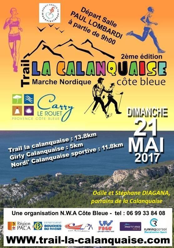 La Calanquaise 2017